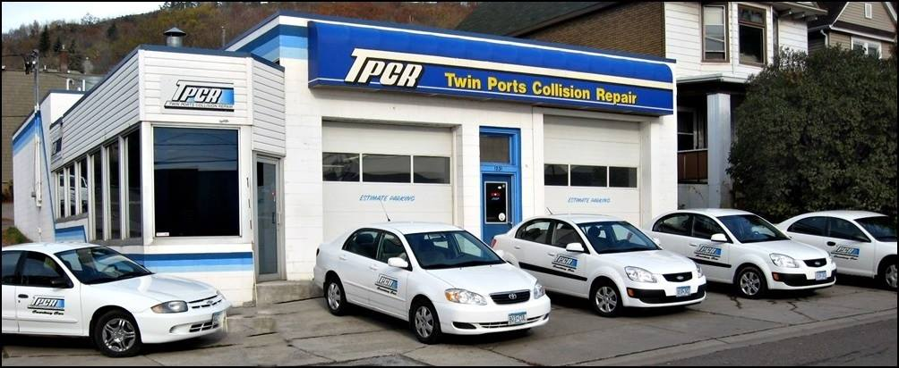 Twin Ports Collision Repair - building